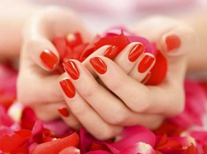 Perfect nails with Shellac